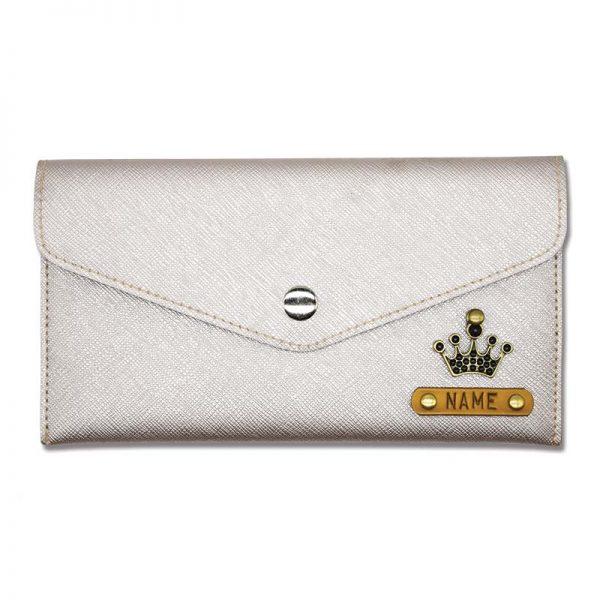 Rose Gold Wallet For Women